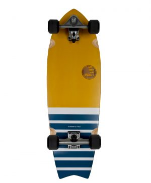 Sanacheski Surfskateboard - Fish Marrajo