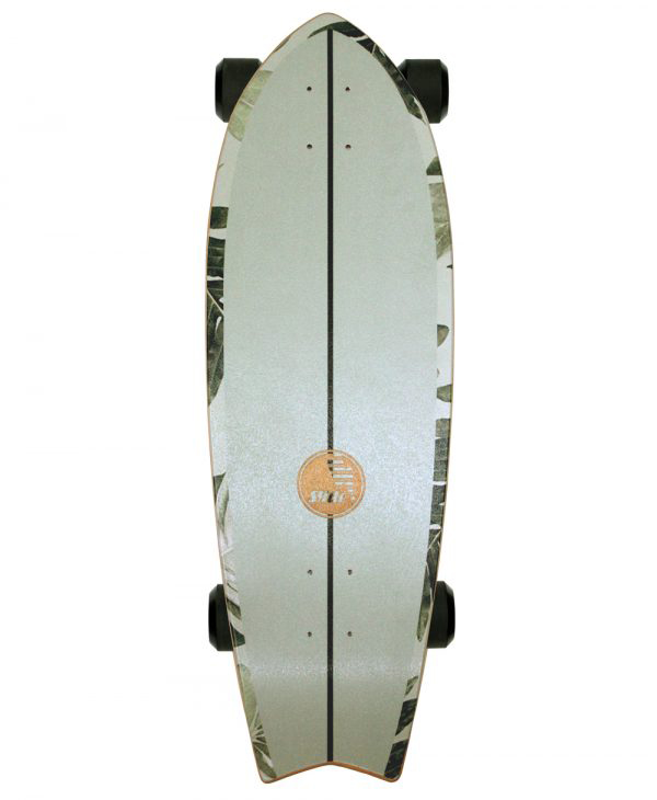 "Slide surf skate Fish Pavones 32"" 2020"
