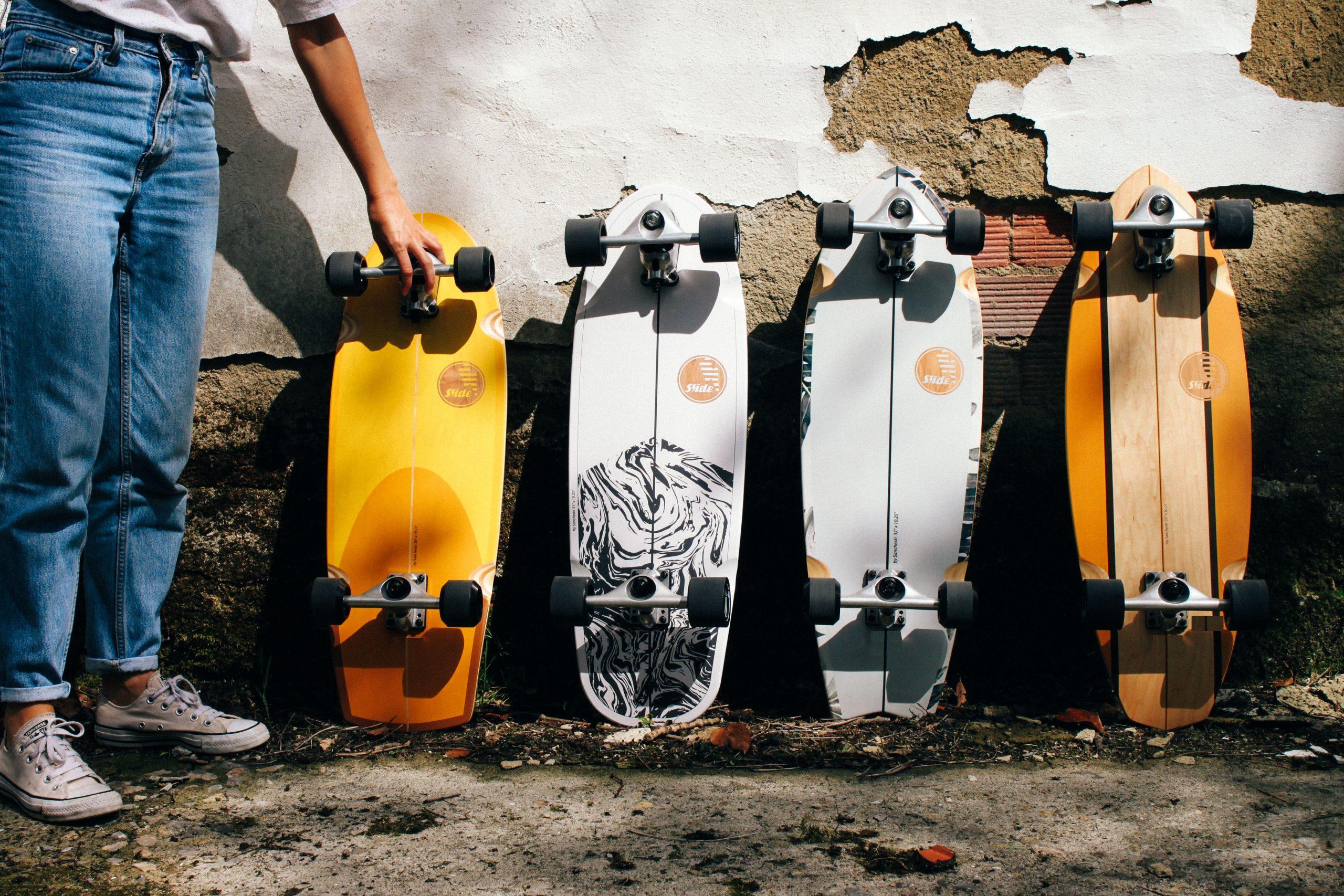 Slide 2020 surf skates